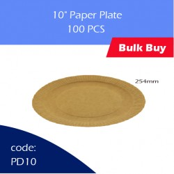"67-10"" Paper Plate 10寸纸碟2000pcs"