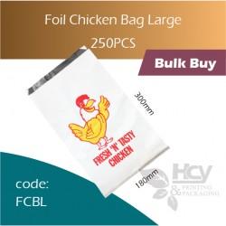 63-Foil Chicken Bag Large大鸡袋 250pcs