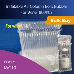 02-Inflatable Air Column Rolls Bubble For Wine 红酒气柱 800pcs