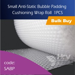 03-Small Anti-Static Bubble Padding Cushioning Wrap Roll 泡泡膜