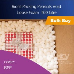 04-Biofill Packing Peanuts Void Loose Foam 泡泡粒 1pcs