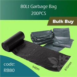 08-80Lt Garbage Bag 垃圾袋 200pcs