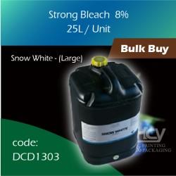08-Strong Bleach  8% 25 L漂白剂 1pcs