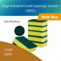 large lndustnal Grade Spponge Scourer百结布海绵150PCS