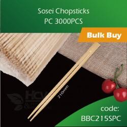 07.Sosei Chopsticks PC双生扁筷子胶袋装3000PCS