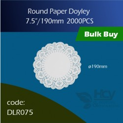 71.Round Paper Doyley190mm圆形花底纸 2000PCS