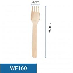 Wooden Fork 2000pcs
