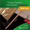 05.Tensoge Chopsticks Carbonized PC 3000pcs