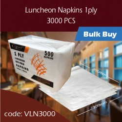 05.Luncheon Napkins 1ply 餐巾纸3000PCS