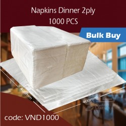 06.Napkins Dinner 2ply 2层餐巾1000PCS