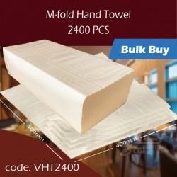 07.M-fold Hand Towel 擦手纸2400PCS