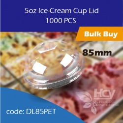 04.Ice-Cream Cup Lid 5oz 85杯盖1000PCS