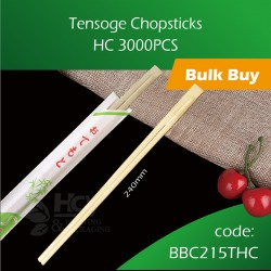 02.Tensoge Chopsticks HC 3000pcs