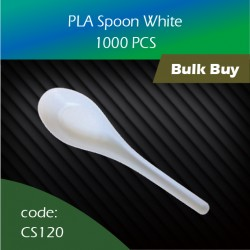 04.PLA Spoon White 1000pcs