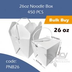 02-26oz Noodle Box  面条盒450pcs