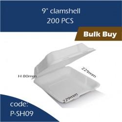"14-9"" clamshell 200pcs"