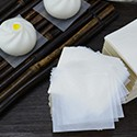 Bamboo Steamer Paper, Steamer Waxed Paper