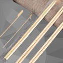 bamboo and wooden cutlery